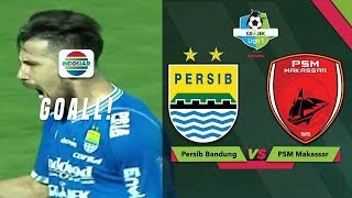 Download Video Goal Jonatan Bauman - Persib Bandung (3) vs PSM Makassar (0) | Go-Jek Liga 1 Bersama Bukalapak MP3 3GP MP4
