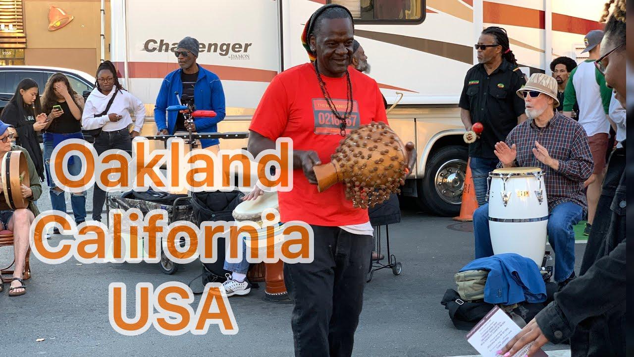 Oakland First Friday (September 6,2019)