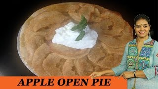 Apple open pie