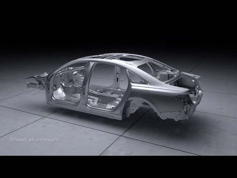 Audi Space Frame i A8