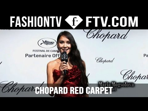 Chopard Red Carpet at Cannes 2012 ft Michel Adam, Maria Mogsolova, P Diddy, Alec Baldwin | FTV.com
