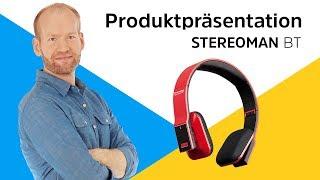 Stereoman BT