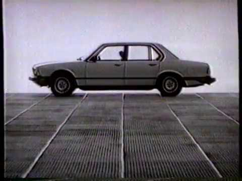 """1985 BMW Factory """"Scrutize"""" TV Commercial"""