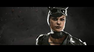 Injustice 2 #9 Мультивселенная: женщина-кошка и ее плетка (PS4 Pro)