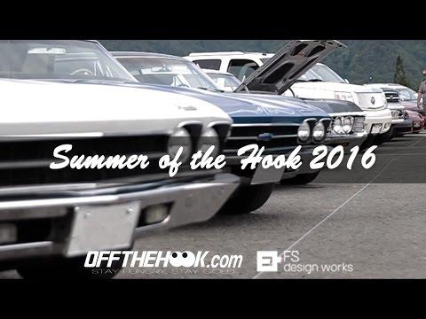SOTH Summer of the hook 2016  【山形  朝日町】