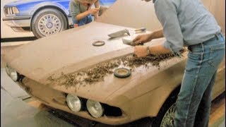 BMW 7 Series E32 Development