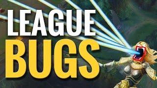 Top League of Legends Bugs - Volume 1