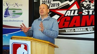 2018-19 GMHL All-Star Game Hosted by Ville-Marie Pirates