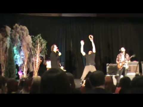 Supernatural TorCon 2015 - Rich and Rob Sunday Intro #Blamet