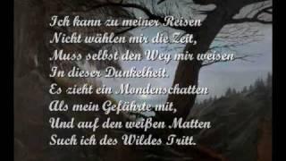 Gute Nacht - Hannes Wader singt Schubert