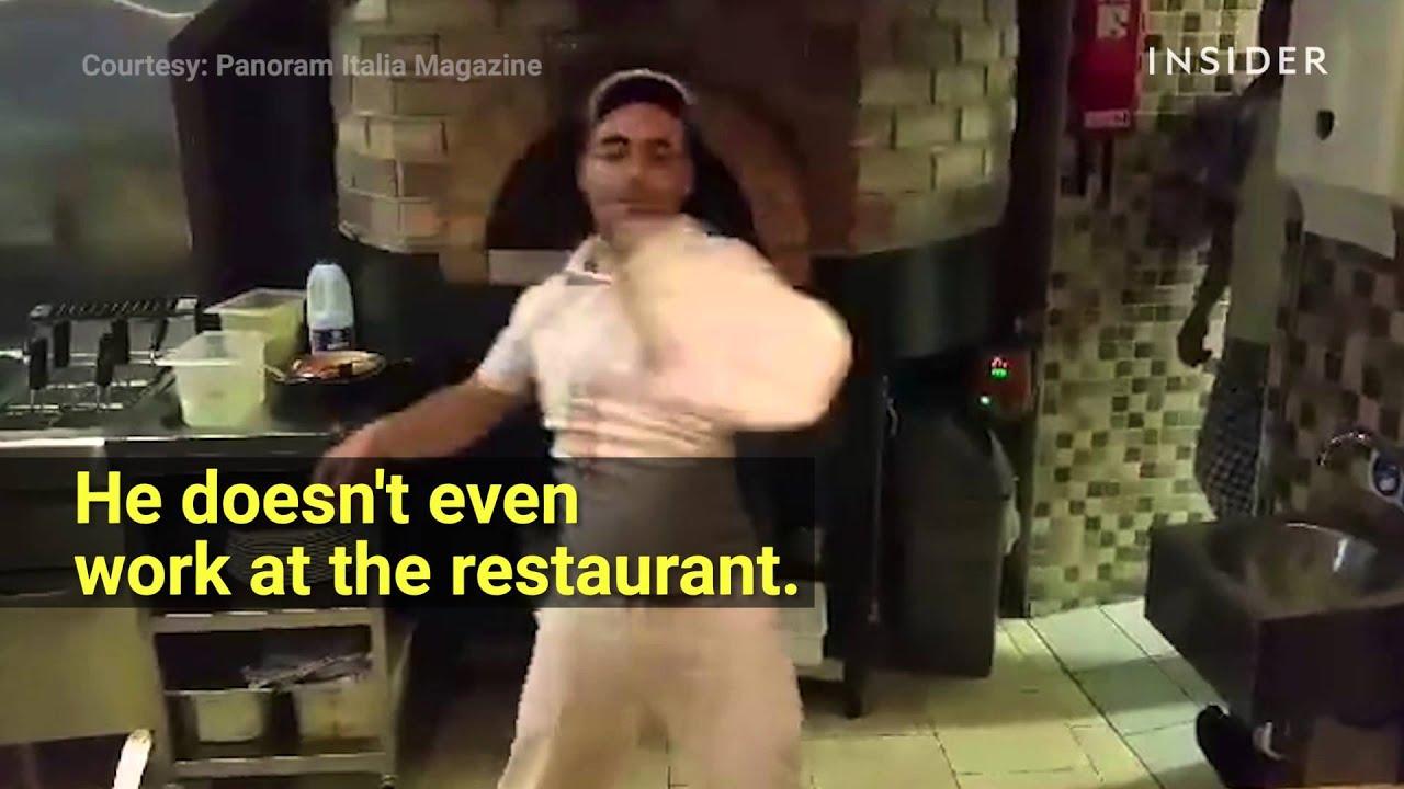 Amazing Pizza Dough Tricks