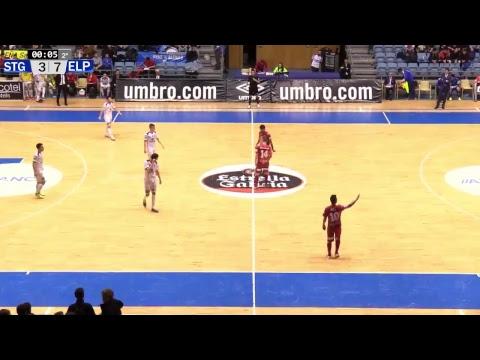 📺 Liga Nacional de Fútbol Sala: Santiago Futsal - ElPozo Murcia