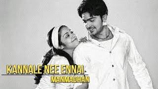 Kannale Nee Ennai | Manmadhan | Yuvan Shankar Raja | Love Song