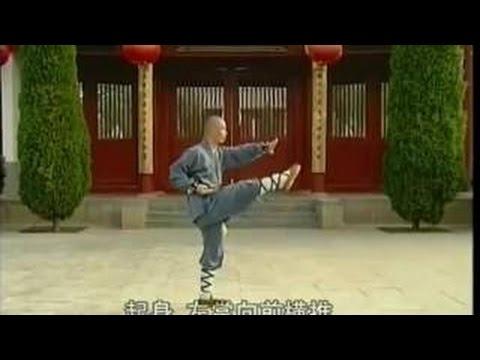 Shaolin Da Luo Han Quan Yi Er San Lu 少林大罗汉拳一二三路