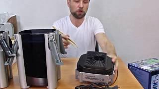 Внешний фильтр JBL CristalProfi e902 greenline - обзор, распаковка новинки, сравнение с e901