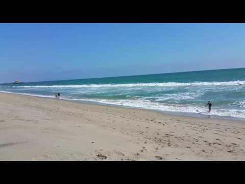 Santa Monica Beach 2016