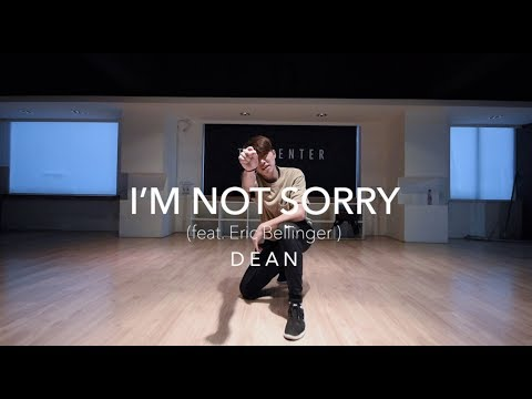 I'm Not Sorry (feat. Eric Bellinger) - DEAN | Yohan Choreography