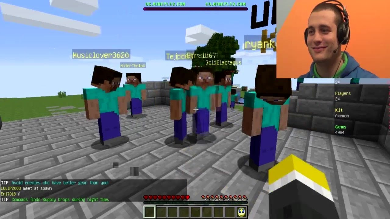Minecraft sebie meets you sebie point of view