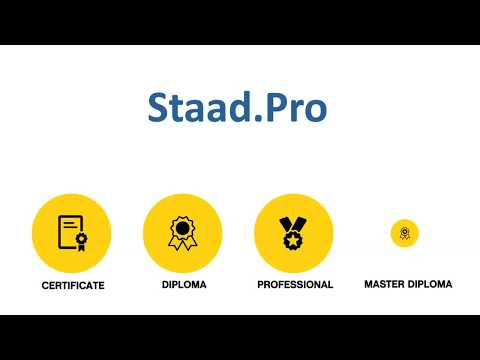 STAAD Pro - Structure Design & Analysis
