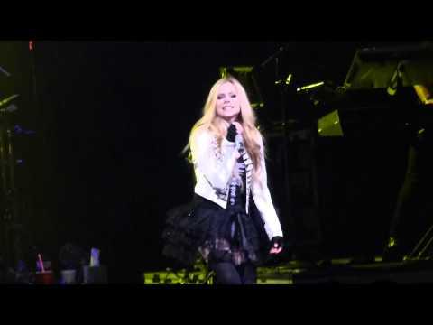 """I Always Get What I Want"" Avril Lavigne@Borgata Event Center Atlantic City 6/27/14"
