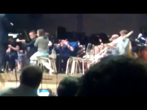 Callanan Middle School 6th grade band concert Part 3
