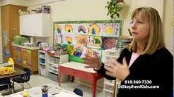 St. Stephen Preschool Tour