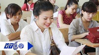 Gần 888.000 thí sinh làm thủ tục dự thi THPT quốc gia 2016 | VTC