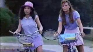 Kick ass rap from Teen Witch.