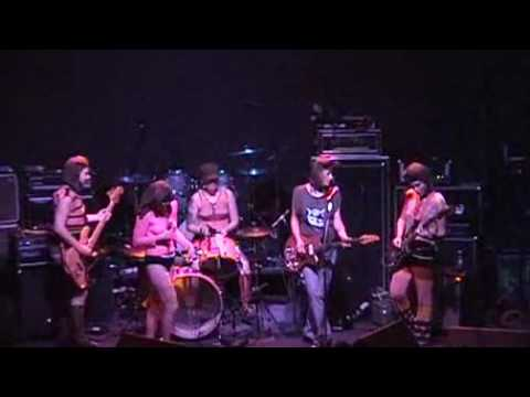 AnXioUs RaTs 9:30 CLUB  DC 2002 (Erase Errata with Kim Gordon of Sonic Youth)