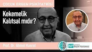 Prof. Dr. Ahmet Konrot - Kekemelik Kalıtsal mıdır?