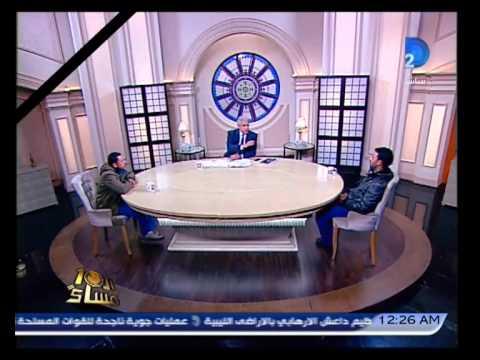 برنامج العاشرة مساء|مع وائل الإبراشى حلقة 18-2-2015