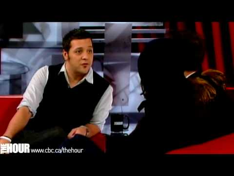 The Killers on The Hour with George Stroumboulopoulos