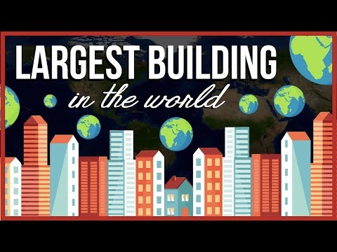 What is the Largest Building in the Entire World?