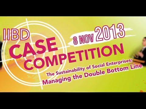 2013 IIBD Case Competition - Simon Fraser University