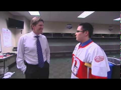 """Earl Cook--- preview for his segment on CBC """"The N..."""