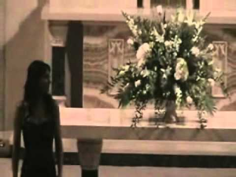 Movie of Melissa NJ Opera 2009