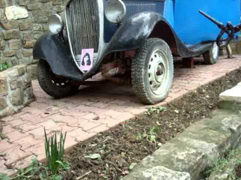 No Spare Parts for my FIAT Balilla 508  1934