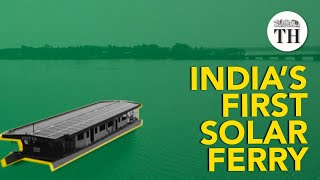 India's Aditya becomes World's Best Electric Boat