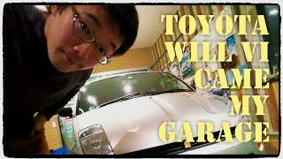 トヨタ WiLL Vi 車両紹介と小物をちょっと取り付け 【カーライフ編】