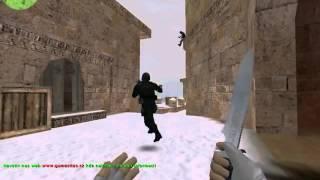 Slováci nadávajú pri hraní hry Counter Strike 1.6 Reupload