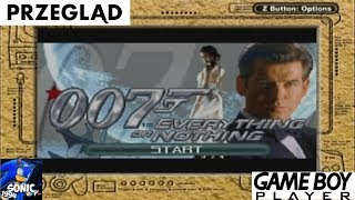 Przegląd Game Boy Player #1 (PL) - 007: Everything or Nothing