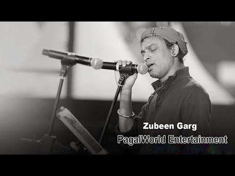 Anamika Ajio Nubujilu Tumak   Zubeen Garg   Assamese Song 2011- up to 2017