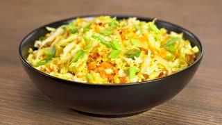 Лёгкий и Вкусный! Салат из пекинской капусты по-корейски за 15 минут. Рецепт от Всегда Вкусно!
