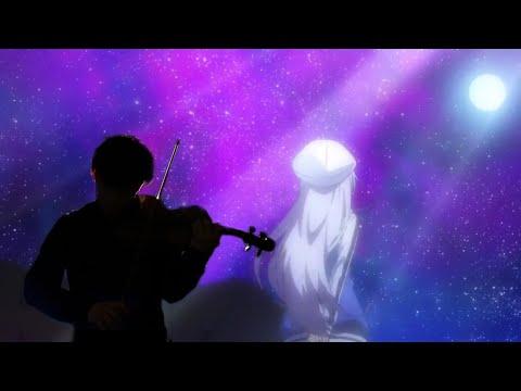"""Island Insert Song Violin Piano Cover """"Lasting Memories"""" By Yukari Tamura / Rinne"""