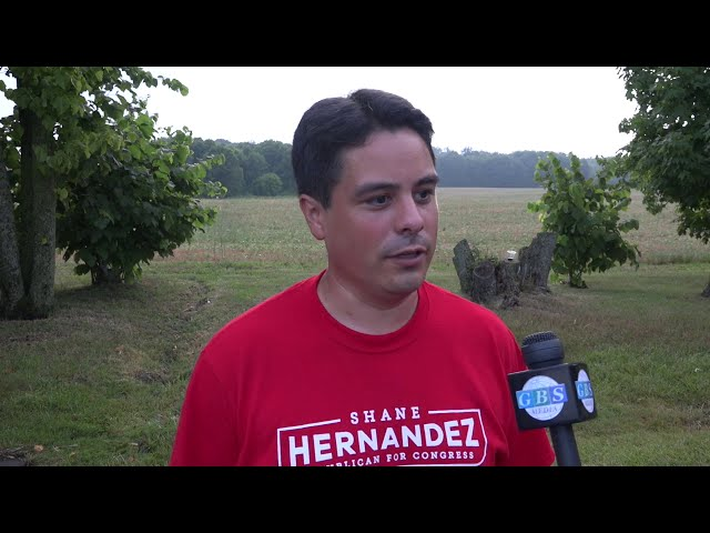 Who is Shane Hernandez - Republican for Michigan's 10th Congressional District