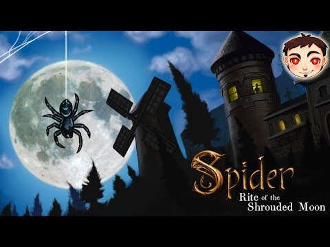 ¡LA ARAÑA, EL CLIMA Y LA MANSIÓN! - Spider: Rite of the Shrouded Moon