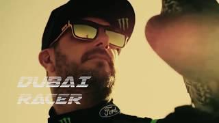 Dubai police cars VS Racer