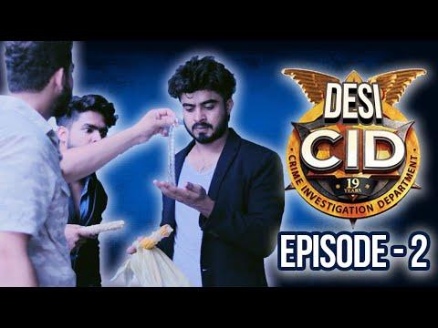 DESI CID Episode-2   HALF ENGINEER  