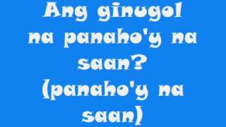Di Na Mababawi by Sponge Cola - with lyrics