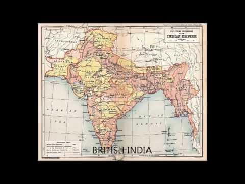 The History of India : maps